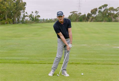 golf swing with irons hank haney maximize distance with your irons