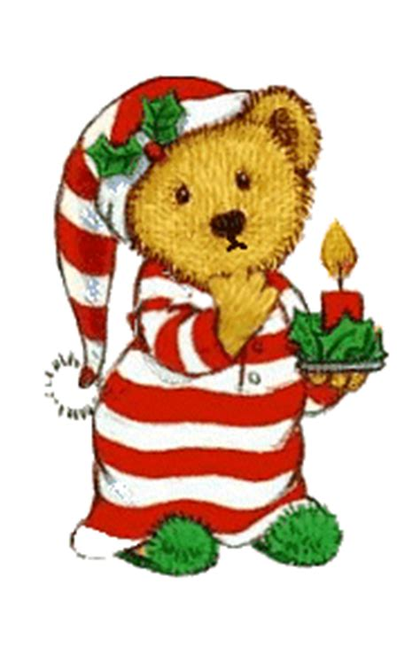 christmas bears animated images gifs pictures animations