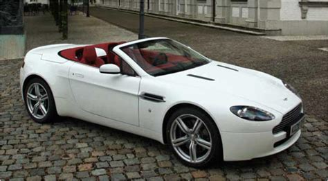 Rent An Aston Martin For A Day by Aston Martin Vantage Cabrio 290 Day