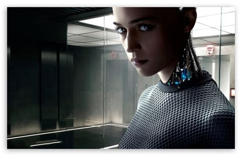 ex machina meaning ex machina 2015 movie 4k hd desktop wallpaper for 4k ultra