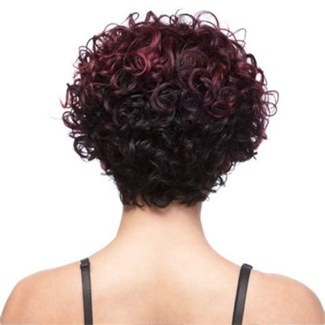 short wigs for round faces black women 21 best images about short curly wigs for black women on