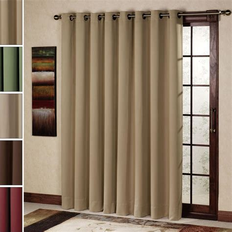 Curtains And Drapes For Sliding Glass Doors Curtains For Sliding Glass Doors Photos