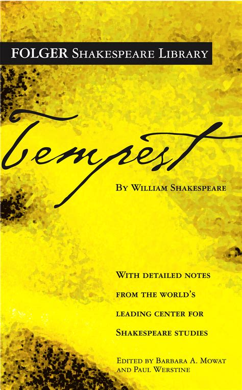 tempest books the tempest book by william shakespeare official