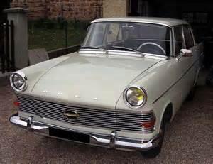 Opel Rekord 1960 Vehicles Opel Rekord 1960