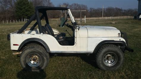 Jeep Exhaust 1979 Jeep Cj5 V8 304 4x4 Dual Exhaust Classic Jeep Other