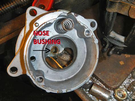 Fe Starter Motor Rebuild