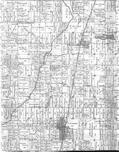 Michigan Plat Maps by History Waldron And Wright Township Michigan