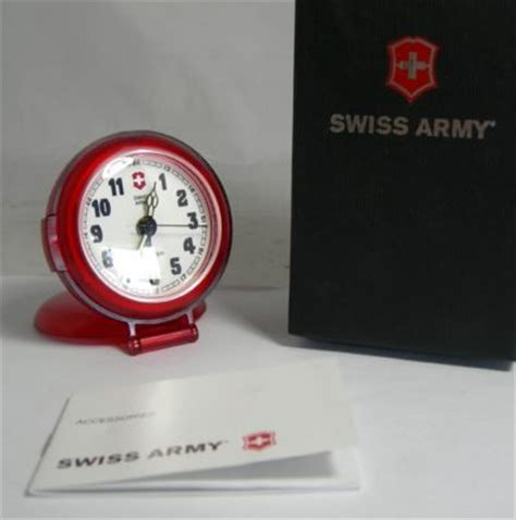 Swiss Army Time Kipas New price guide