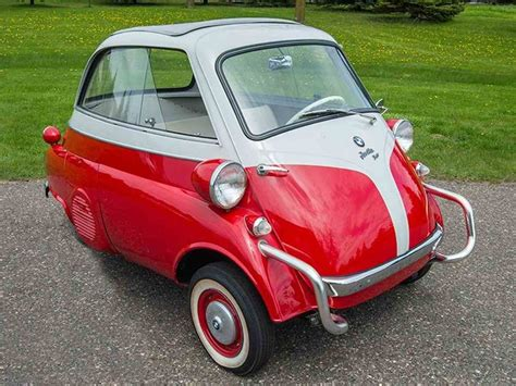Isetta Auto by 1957 Bmw Isetta For Sale Classiccars Cc 980899