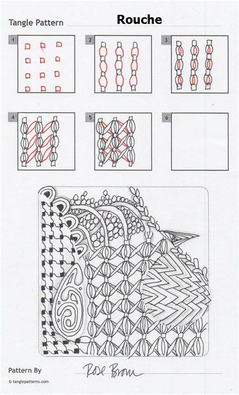 zentangle pattern rose 132 best images about zenspirations on pinterest owl