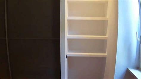 costruire libreria in cartongesso libreria in cartongesso e armadio incassato