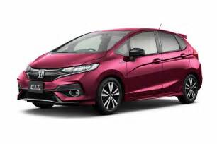 Honda Fit 2017 Honda Fit Jazz Revealed In Leaked Images