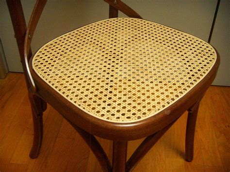 vintage chair  wood  viennese straw ciao