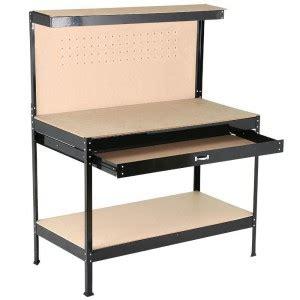 Garage Shelving Nz Steel Garage Shelving Storage Workbench With Single Drawer