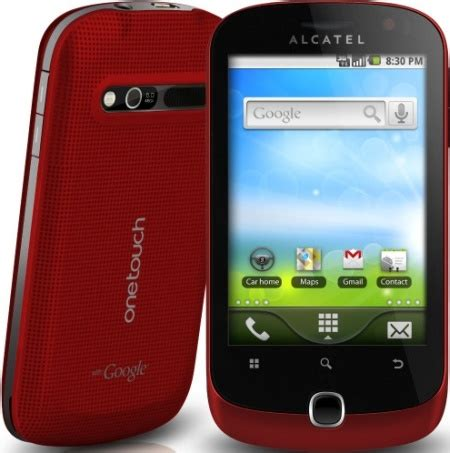 Hp Android Alcatel One Touch 890d centro tim auretta pomigliano d arco napoli
