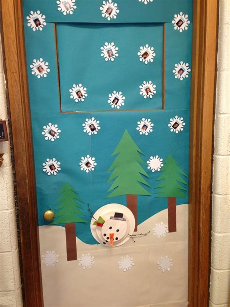 preschool door decorations for christmas 166 best images about cubicle office decorating contest on