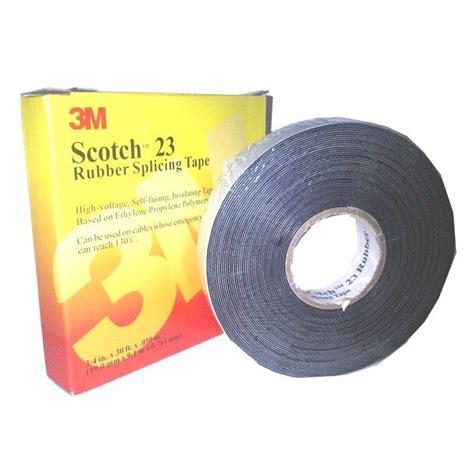 Isolasi 3m Scotch 23 Rubber 3m Scotch 23 3m Scotch 23 1 3m scotch 23 rubber splicing basenet