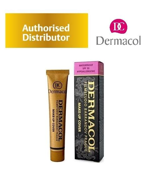 Foundation Dermacol Dermacol Studio Legendary High Covering Make Up