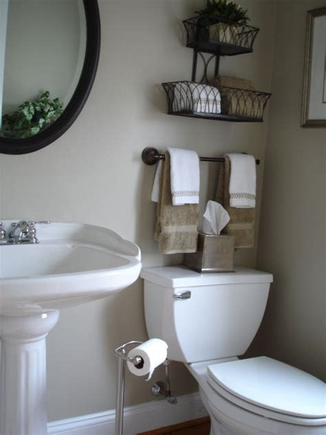 Storage Ideas For Small Bathrooms by 17 Brilliant Over The Toilet Storage Ideas