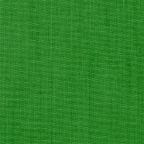 Sustainable Upholstery by Cotton Blend Broadcloth Green Discount Designer Fabric Fabric