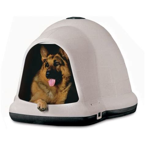 Petmate Dogloo Ii Xl Igloo Shape Dog House