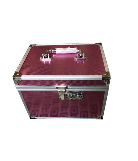 Vanity Box Shopping India by Platinum Vanity Box Buy Platinum Vanity Box At Best