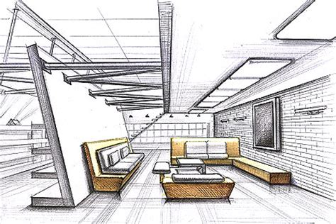 Interior Decorating Ideas For Home Office Interior Design Sketches Divine Bedroom Concept Is