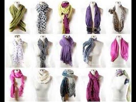 nudos de bufandas como usar o como hacer nudos para bufandas pashminas