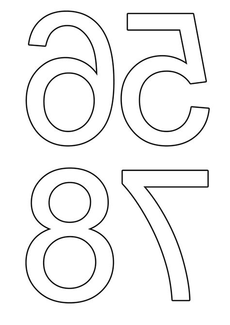 free printable montessori sandpaper letters download back to front numbers set can t have enough