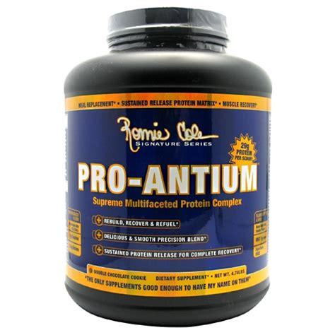 Whey Pro Antium Pro Antium Ronnie Coleman Ss Suplemenfitness Net