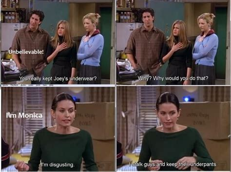 Memes On Friends - friends tv show quotes 733985 519624544766970 1201442579