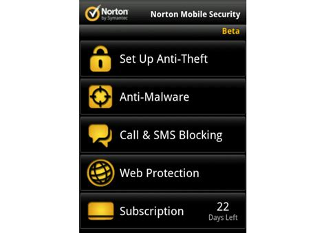 norton mobil security norton mobile security review and coupons techsupportall