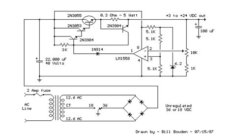 24 volts power supply circuit diagram how to build variable 3 24 volt 3 power supply
