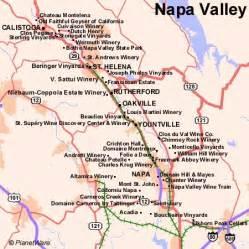 napa california map napa wine tours 2 go luxury limousine wine country tours