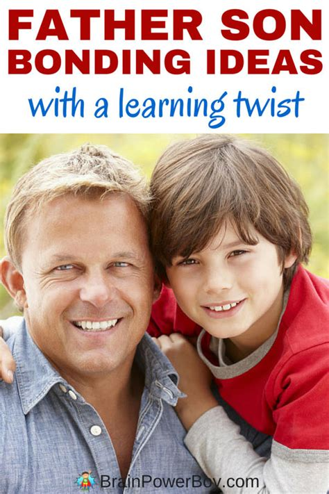 father son projects father son bonding activities with a learning twist