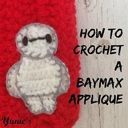 Baymax Motif 1000 images about crochet applique on free
