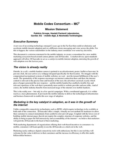 Family Business Mba Essay by Mission Statement Templates Make Money With