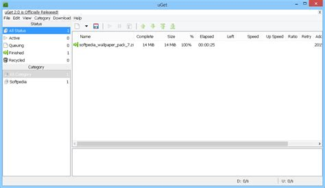 download youtube with uget download uget 2 2 1