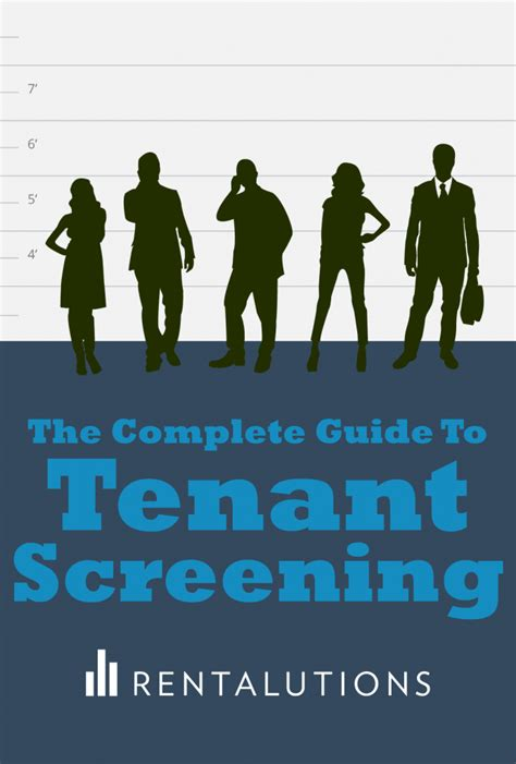 Tenant Background Check Reviews The Complete Guide To Tenant Screening Rentalutions Rentalutions