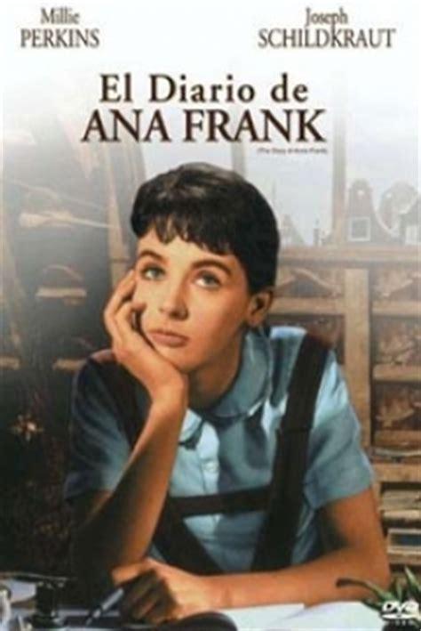 el diario de anne pel 237 cula el diario de ana frank 1959 the diary of anne frank abandomoviez net