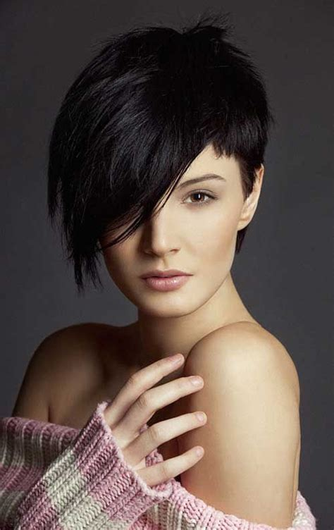short hair around face longer in the back hairstyles short in the front long in the back hairstyle 25 short