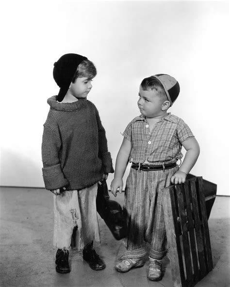 spanky s l to r scotty beckett george quot spanky quot mcfarland tv