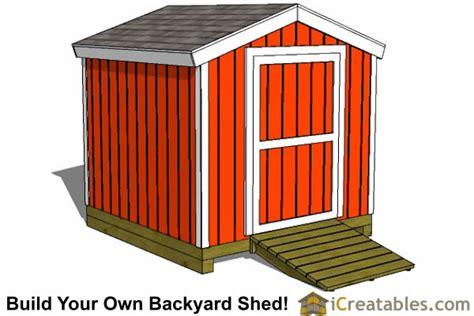storage shed plans easy  build designs