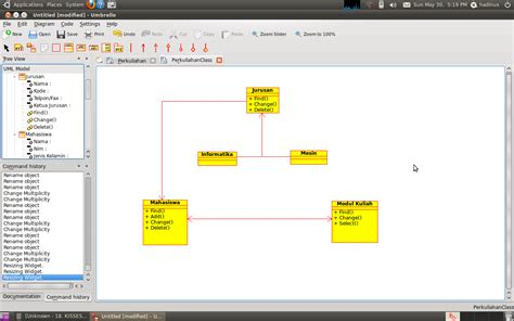 cara membuat use case diagram di staruml membuat class diagram di visio 2010 tutorial cara membuat