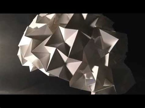 Geometric Paper Folding - geometric paper folding tutorial