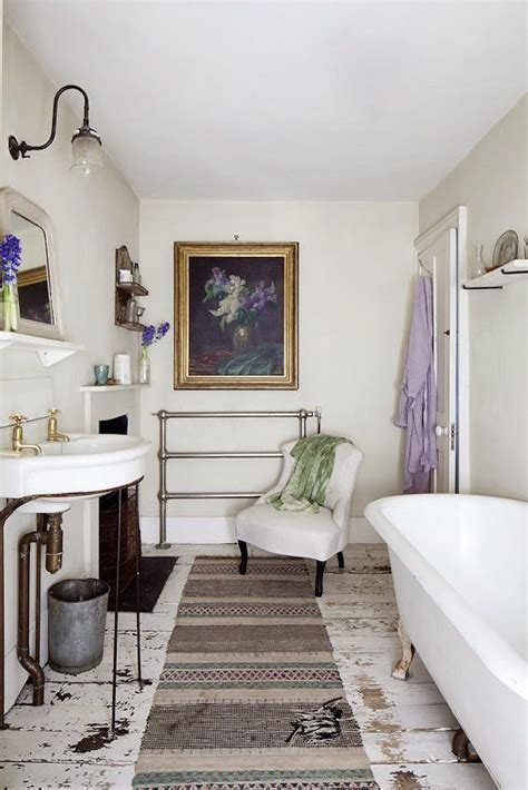 Ideas For Painting A Bathroom Shabby Chic Interiors By Color 17 Interior Decorating