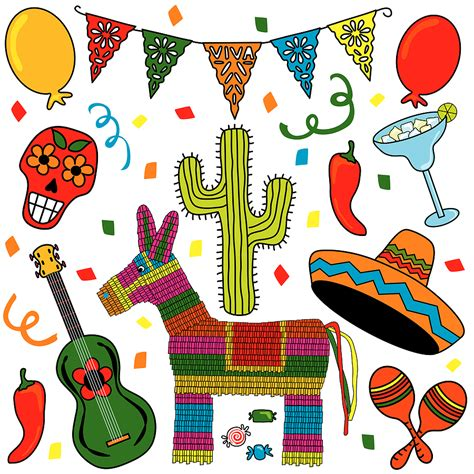 festa clipart mexican clip free clipart panda free clipart images