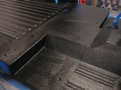 Bronco Floor by Bedliner Coating 66 77 Early Bronco Ford Bronco Zone
