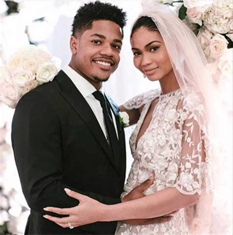 chanel iman married chanel iman is married with sterling shepard how to make