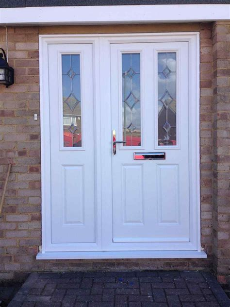 Upvc Front Doors With Side Panels Upvc Front Door With Side Panel Kapan Date